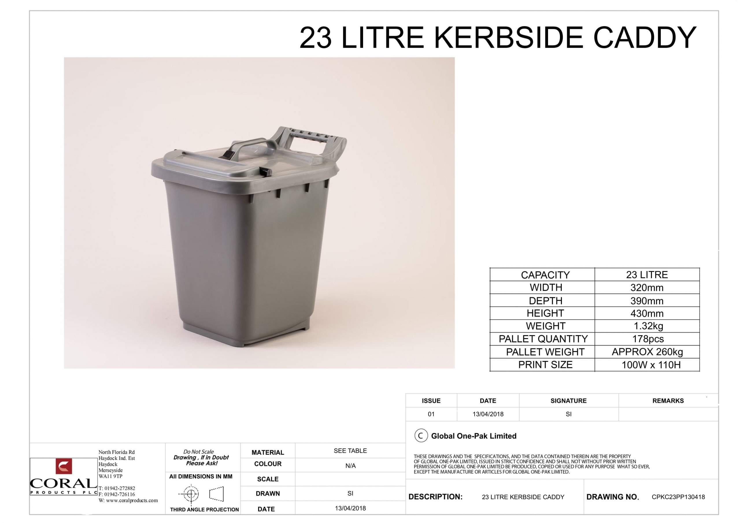 23 Litre Kerbside Caddy Data Sheet 1 scaled